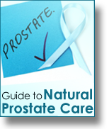Guide to Natural Prostate Care