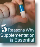 5 Reasons Why Supplementation is Essential
